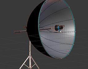 3D model Broncolor Parabolic Umbrella