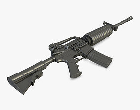 M4 Carabine 3D model