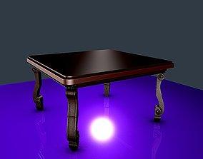 3D model Dinning table - S series - 3