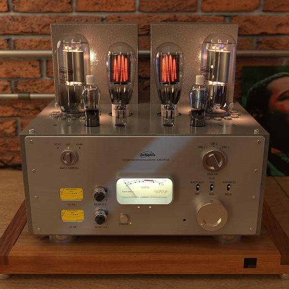 Triode Amp