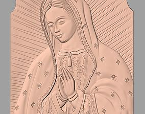 Christianity Jesus Christ Virgin Mary CNC 4