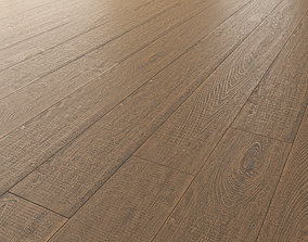 Wood floor Oak Dallas Wildwood 3D model