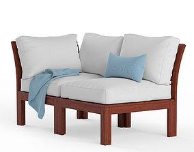 3D model Applaro sofa