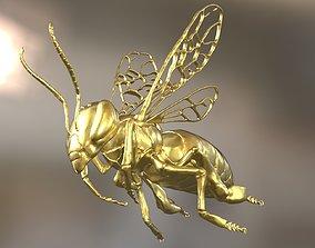 Honey Bee 3dprint 3D print model