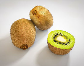 Kiwi photo realistic 3D model