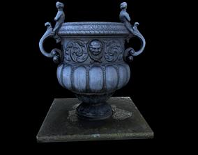 3D asset Old Vase