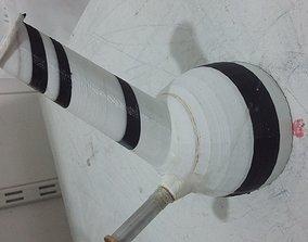Water pipe-Bang 3D print model
