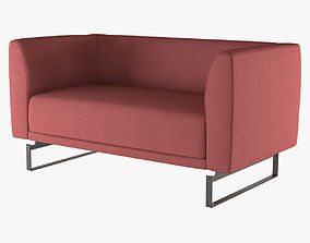 3D model Sofa Tailor La Cividina