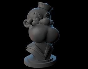 PopEye 3D print model