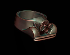 car ring 27 3D printable model