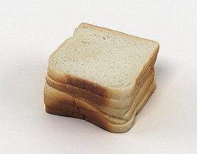 Toast 001 3D