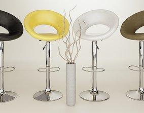 Ring Bar Chair 3D