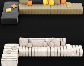 3D Sofa modular