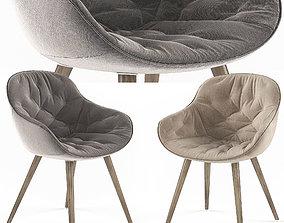 3D Igloo soft chair