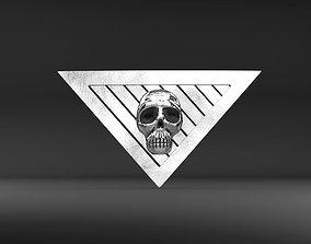3D printable model The Phantom Belt Buckle