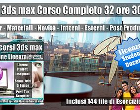 Vray Next 3ds max Corso Completo Subscription Studenti