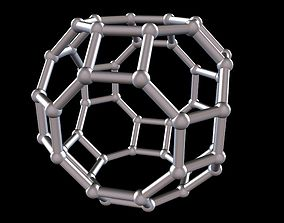 023 Mathart-Archimedean Solids-Great 3D printable model 1