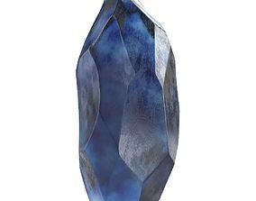 3D model mineral Crystal 2