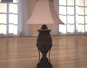 Ashley Fairbrooks Estate Table Lamp 3D asset