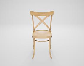 Furniture series - classic chair - 48 3D asset