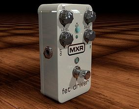 3D model Dunlop MXR FET Driver