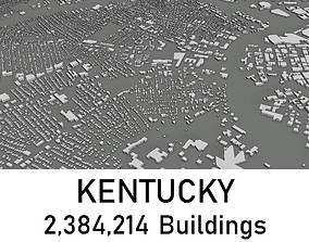 low-poly Kentucky - 2384214 3D Buildings