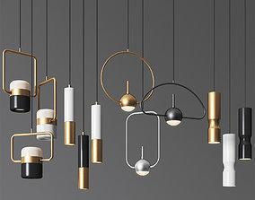 chandelier 3D Pendant Light Collection