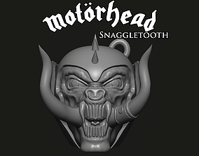 Motorhead Snaggletooth 3D print model