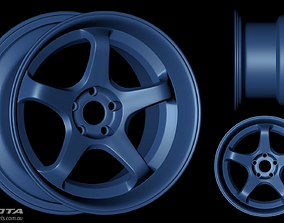 ROTA RT-5R wheel 3D model