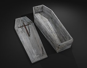 3D printable model Coffin