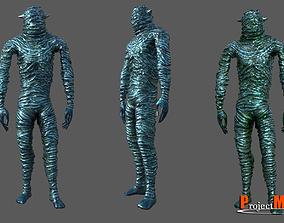 3D model Strange creature