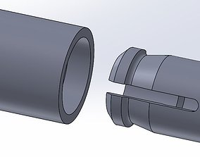 Best 3D printable Break-Away coupling