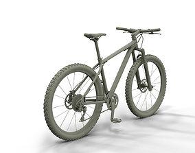 MTB Cube bike 3D model