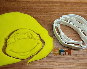 3D print model TMNT cutter