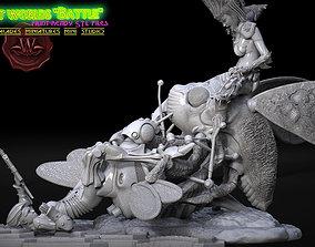 3D print model Insect world battle 3dprint