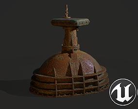 3D asset Metal Valve