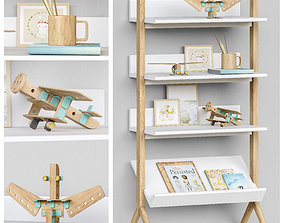 3D Toys and furniture set 60