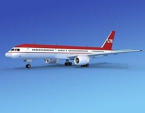 3D Boeing 757-200 LTE Intl Airways