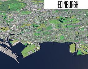 Edinburgh 3D