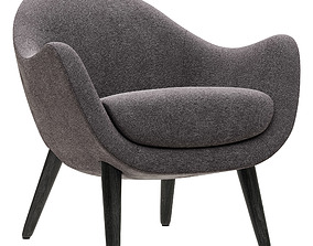 Poliform Mad Chair 3D model