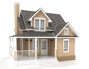 Cottage 88 3D