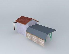 Osman Hamzic House 3D model