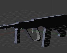Custom AUG 3D model