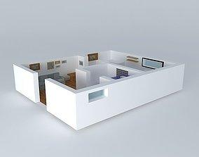 Rooms 3D