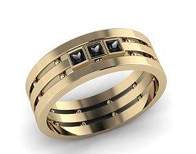 Men Jewerly Ring 024 3D print model