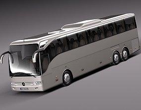3D model Mercedes-Benz Tourismo 2013