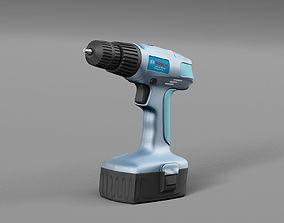 Screwdriver Bosch 3D model