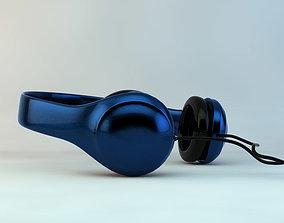 3D asset realtime Headphones