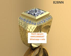 3D bracelets - jewelry 3d - 3d finger ring time