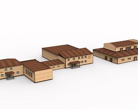3D asset Palace of Culture